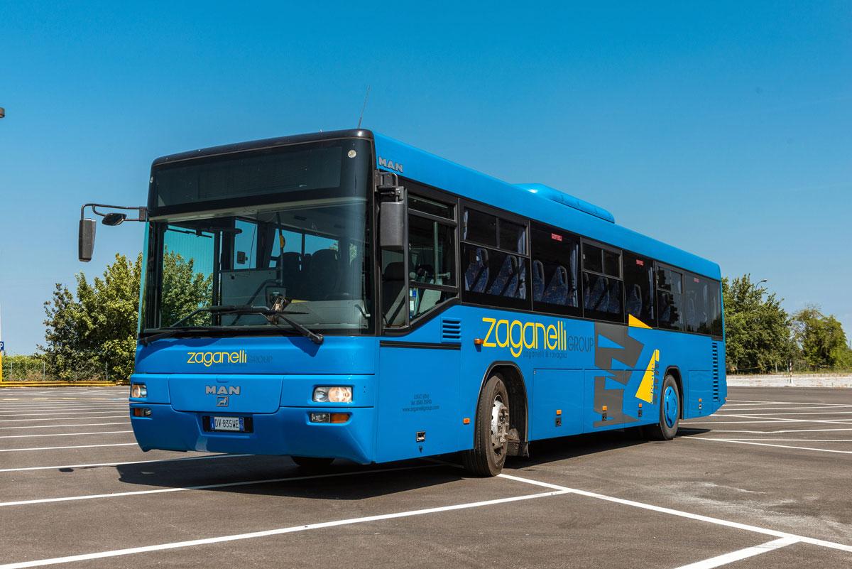 Linee Pubbliche - Trasporto passeggeri