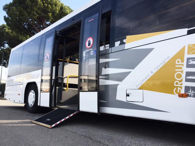 Linee Pubbliche - Trasporto disabili